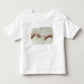 Hands of God and Adam Toddler T-shirt