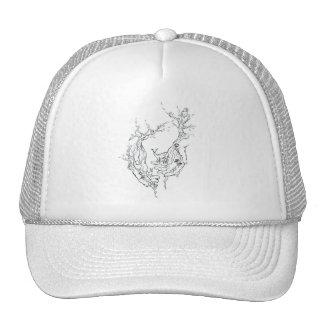 Hands of Nature Trucker Hat