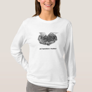 Hands of Support women's long-sleeve tee