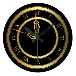 Hands Of Time Wallclock