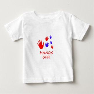 hands off baby T-Shirt