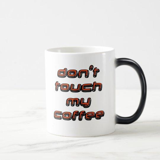 Hands Off Magic Mug