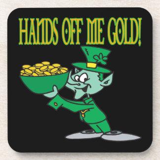 Hands Off Me Gold Coaster