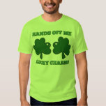Hands Off Me Lucky Charms Shirt