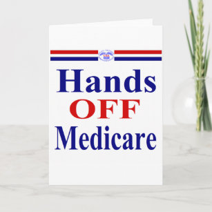hands off medicare card