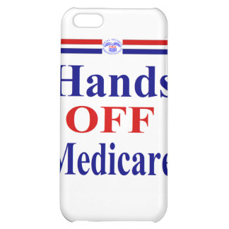 Hands Off Medicare Case For iPhone 5C