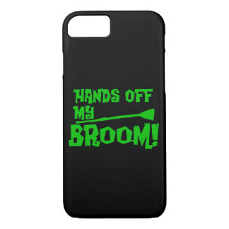 Hands Off My Broom iPhone 8/7 Case