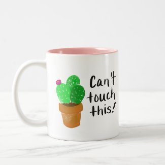 Hands Off My Coffee! Fun Coffee Mug