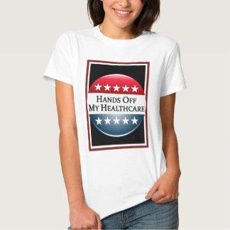 Hands Off My Healthcare Tee Shirt