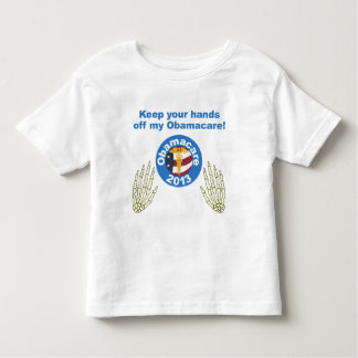 Hands off my Obamacare Kids T-shirt