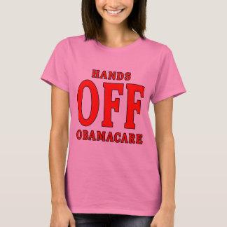 HANDS OFF OBAMACARE T-Shirt