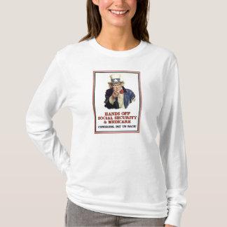 Hands Off Social Security T-Shirt