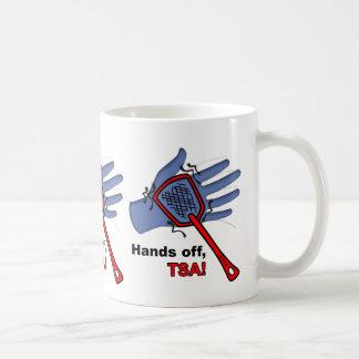 Hands Off, TSA! Mug