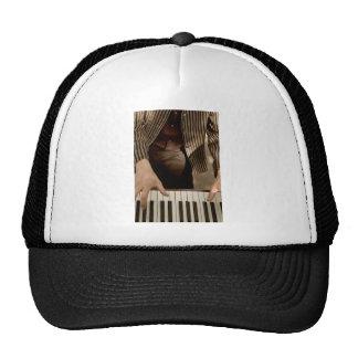 Hands on a Keyboard Trucker Hat