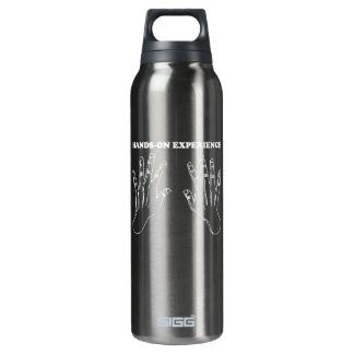 Hands-on experience 16 oz insulated SIGG thermos water bottle