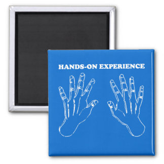 Hands-on experience 2 inch square magnet