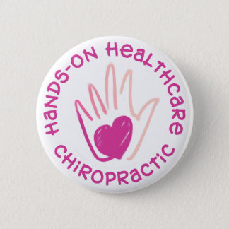 Hands-On Healthcare Pinback Button