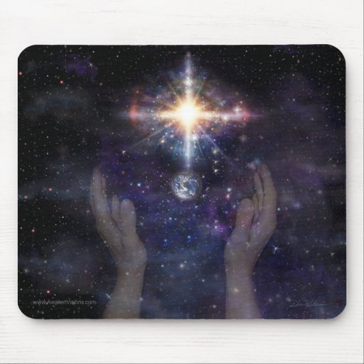 Hands Outreach Mouse Pad