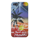 Hands over my MOUTH iPhone 5 Covers