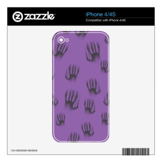 Hands Skin For The iPhone 4S