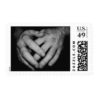 Hands stamp
