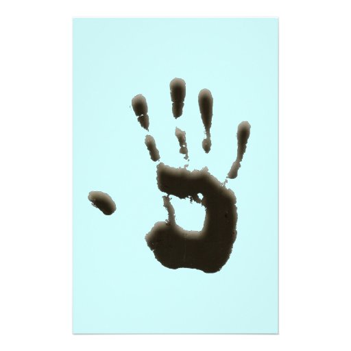 Hands Stationery