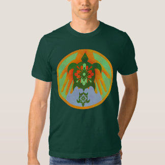 Hands Turtles Shirt