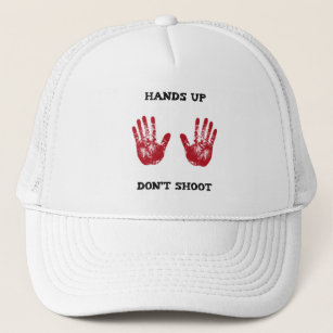 Hands Up Hats & Caps | Zazzle