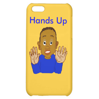 Hands Up iPhone Case iPhone 5C Cases