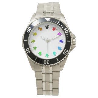 Hands Wristwatches