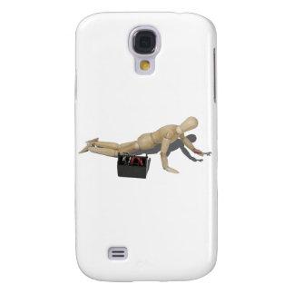 HandsAndKneesWithWrenchToolbox112611 Samsung Galaxy S4 Case