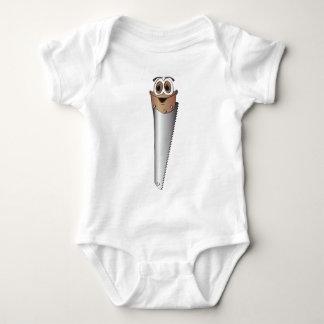 Handsaw del dibujo animado body para bebé