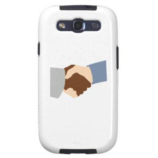 Handshake Samsung Galaxy SIII Cover
