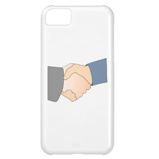 Handshake Cover For iPhone 5C