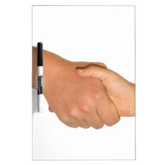 Handshake Dry-Erase Whiteboard