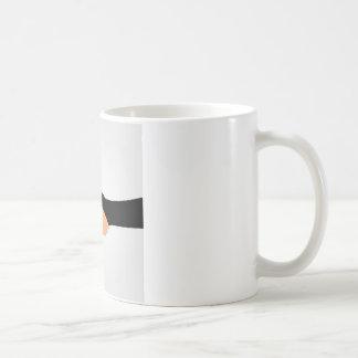 Handshake- Graphic to portray- Stop racism Classic White Coffee Mug