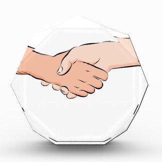Handshake Hands Awards