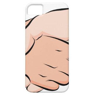 Handshake Hands iPhone SE/5/5s Case