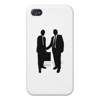 Handshake iPhone 4 Case