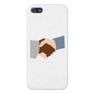 Handshake iPhone 5 Covers
