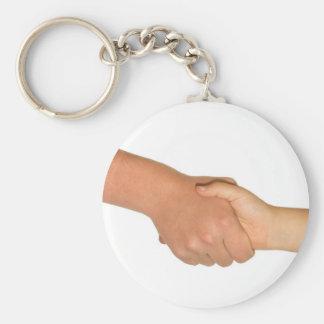 Handshake Keychain