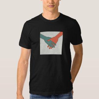 Handshake Mens T-Shirt