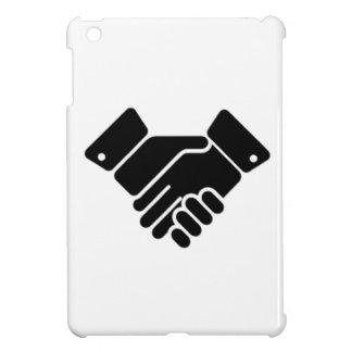 Handshake Sign iPad Mini Cases