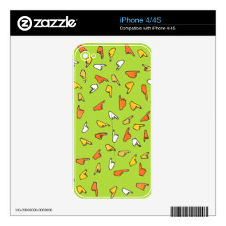 Handsie Decals For The iPhone 4S