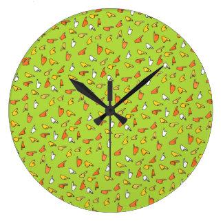 Handsie Large Clock