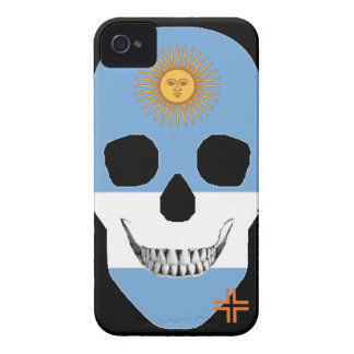 HANDSKULL Argentina - IPhone 4 Barely There Univ iPhone 4 Cover