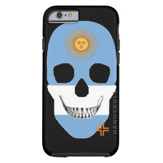 HANDSKULL Argentina - iPhone 6, Vibe Tough iPhone 6 Case