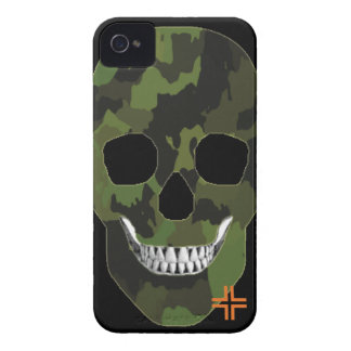 HANDSKULL Army - iPhone 4 Barely There Univ Case-Mate iPhone 4 Case