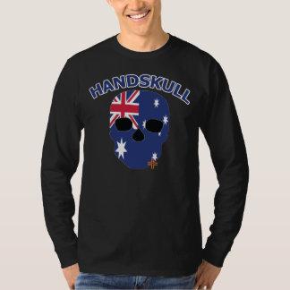 HANDSKULL Australia - Basic Long Sleeve T Shirt