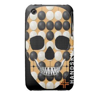 HANDSKULL Baduk - IPhone 3G 3GS encajona apenas iPhone 3 Case-Mate Carcasas